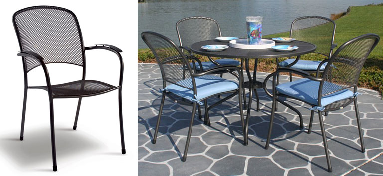 The Lighting House Deck Patio Furniture Wicker Teak