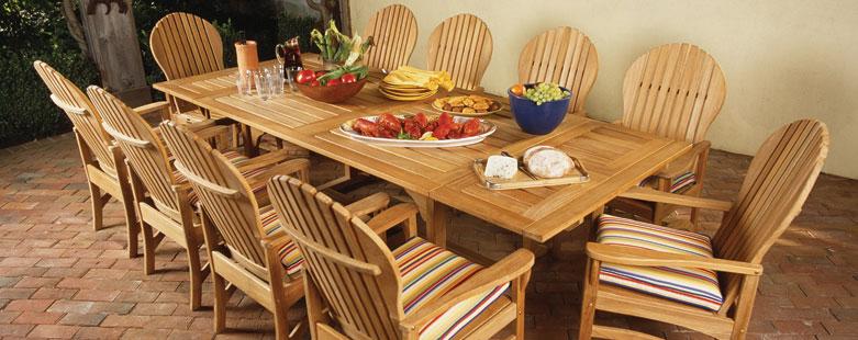 Elegant Kingsley Bate U2013 Teak Outdoor Furniture