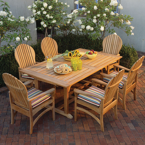 Kingsley Bate Teak Outdoor Furniture