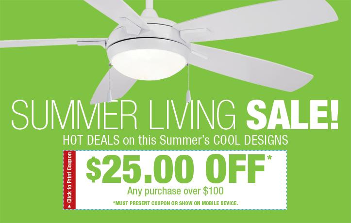 Summer-Living Sale